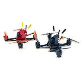 FUS Spartan V3 99mm distância entre eixos F411 F4 Flight Controller AIO 20A ESC 2-4S Freestyle FPV Racing Drone PNP c / 200mW VTX Runcam Nano 2 Câmera FPV