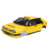 Killerbody 48385 Lancia HF Integrale 16V Finished RC Body Shell for 1/10 Electric Touring Car