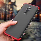 Bakeey™ 3 in 1 Double Dip 360° Full Protection PC Protective Case For OnePlus 6