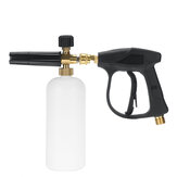 High Pressure Foam Washer Jet Car Washing Lance Cannon Soap Sprayer Adjustable