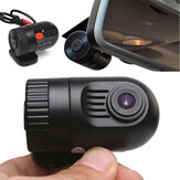 Mini carro HD DVR Video Recorder Hidden Dash Cam Vehicle Camera Night Vision