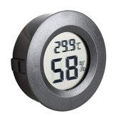 Mini LCD Digitaler Thermometer Celsius und Feuchtigkeitsmessgerät Gefrierschrank-Tester