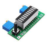 3 stks Groene LM3914 Batterij Capaciteit Indicator Module LED Power Level Tester Display Board