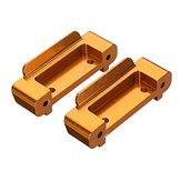 2 قطع ترقية الغيار rc أجزاء السيارات المصد الأمامي الخلفي ل Wltoys A959-B A969-B A979-B