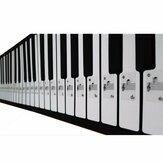 Bàn phím đàn piano Nhạc chú ý cho 61 phím Bàn phím điện tử Piano