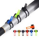 ZANLURE釣り竿のための10個/セット1。7センチメートル釣り竿フックキーパーホルダー釣り竿フックフィッシングツール