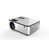 Cheerlux C9 LCD Projector 2800 Lumens 1280 x 720 Native Resolution Home Entertainment Commercial Projector-Basic Version