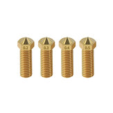 TWO TREES® Volcano Nozzle 0.2/0.3/0.4/0.5/0.6/0.8/1.0/1.2mm V6 Nozzle M6 Thread for 3D Printer