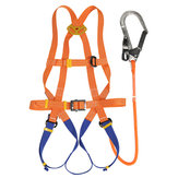 XINDA Outdoor Rock Climbing High Altitude Five Points Protection Anti-fall Belt Safety Gear