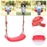 Açık Kapalı Çocuk Salıncak Çocuk Ayarlanabilir Rope Soft Salıncak Bahçe Köy Hamak Sandalye Max Yük 200 kg