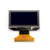 1.3 inch OLED Display Blue Word Color 12864  Screen Display SSD1106
