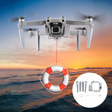 Drone Air Thrower Dropping Transport Gift Delivery Device with Landing Gear for DJI Mavic Air 2/ Mavic Air 2S RC Quadcopter