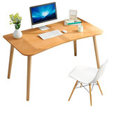 100x50x75cm Wooden Desk Standing Laptop Mesa Computer Study Writting Table for Home Furniture