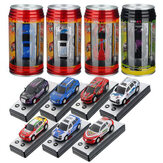 WLtoys Mini Coke Can Speed RC Radio Remote Control Micro Race