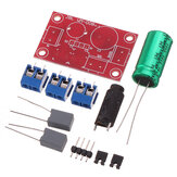 5Pcs Fever Debuggable HIFI Speaker High and Low Sound Two-way Speaker Audio Crossover Kit