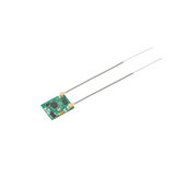 Jumper R1F 16CH Full Range RSSI F.port Mini RC Receiver Compatible FrSky D16 for RC Drone