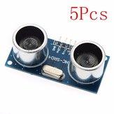 5Pcs Geekcreit Ultrasonic Module HC-SR04 Distance Measuring Ranging Transducer Sensor DC 5V 2-450cm
