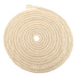 3m Long Diameter 6mm Round Cotton Wick Burner for Oil Kerosene Alcohol Lamp