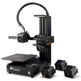 Ecubmaker® TOYDIY 4-en-1 Imprimante 3D multifonction Prise en charge de la gravure au laser CNC avec impression 3D bicolore Volume de construction de 180 * 180 mm