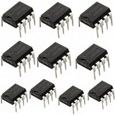 10pcs LM358P LM358N LM358 DIP-8 Chip IC Dual Operational Amplifier