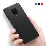 Bakeey for Xiaomi Redmi Note 9S / Redmi Note 9 Pro/Redmi Note 9 Pro Max Caso Silky Smooth Anti-impressão digital Hard à prova de choque PC Protective Caso Back Cover Não original