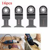 16pcs Oscillating Multitool Saw Blades for Fein Multimaster Makita Bosch