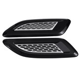 Bonnet Vents Air Vent Outlet Cover Trim Grille Accessories For Land Rover Freelander 2 Dynamic