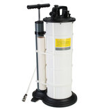 9L Manual Pneumatic Fluid Extractor Oil Transfer Car Engine Diesel Fuel Tank Liquid Extractor Transfer Pump