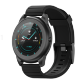 [30 Days Standby]Xigmer Lunar X01 1.3 Inch 360*360px Full Touch Screen Real-time Heart Rate Monitor Weather Forecast IP68 Waterproof Smart Watch