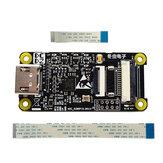 HDMI Adapter Board HDMI to CSI-2 TC358743XBG for Raspberry Pi 3B 3B+ Zero