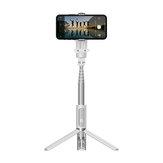 Funsnap Capture Q Intelligent Selfie Stick Stabilisateur De Poche Cardan Intégré 500mAh Batterie Prise En Charge Bluetooth Smartphone Compatible Diverses Applications De Prise De Vue