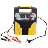 12 / 24V universele motorfiets auto Smart Repair Power Bank automatische batterijlader LCD-scherm
