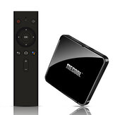 Mecool KM3 ATV S905X2 4GB LPDDR4 128GB Android 10.0 5G WIFI BT4.0 Voice Control 4K HDR TV Box Google Certificated Support 4K Youtube Prime Video