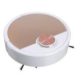 Aplikasi Pembersih Vakum Robot 3 in 1 Remote Control Sentuh Otomatis Menyapu Kering Basah Mengepel UV Sterilisasi