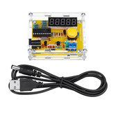 Geekcreit® 1Hz-50MHz Crystal Oscillator Frequency Tester Licznik Licznik z obudową
