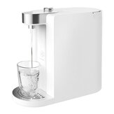 SCISHARE S2102 3 Seconds Instant Heating Water Dispenser 1.8L 6 Stage Water Temperature Setting Custom Cup Volume Double Heating Structure Design