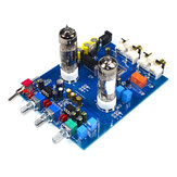 QCC3008 DC12V 2A Home Audio Tube Amplifier Fever HIFI Preamp 6J5 Bile Preamp Bluetooth 4.2 5.0 Tone Board
