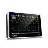 DANIU Upgraded Version ADS1013D 2 Channels 100MHz*2 Band Width 1GSa/s Sampling Rate Oscilloscope with 7 Inch 800 * 480 Color TFT LCD Touch Screen
