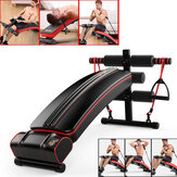 Foldable Sit-Ups Adjustable Bench Weightlifting Strength Training Board Multifunction Fitness Abdominal Exercise Bench
