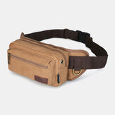 Men Casual Crossbody Bag Waist Bag