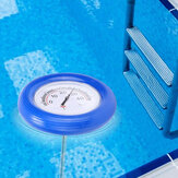 Piscine SPA thermomètre flottant jauge de température de l'eau compteur à cadran appareil thermomètre jauge de température de l'eau cadran mètre