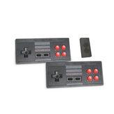 Mini 8-bitowa konsola do gier FC wbudowana 620 gier HD TV konsola do gier wideo Stick Retro konsola telewizyjna Box 2.4G bezprzewodowy kontroler