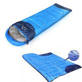 Kemp pro pěší turistiku Jeden spací pytel skládací bavlna spací pytel pro dospělé cestování spánku