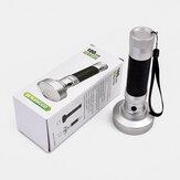 LED UV-lommelygte Bærbar lommelygte Ultraviolet lampe Blacklight-detektor til ren sterilisering UV-sterilisatorlampe
