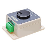 Waterproof PWM DC Motor Speed Governor High Power DC Controller 12V 24V 36V 48V 20A