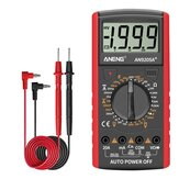ANENGAN9205A+ Intelligent Auto Measure Digital Multimeter Resistance Diode Continuity Tester AC/DC Voltage Current Meter