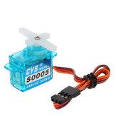 CYS-S0005 Servo en plastique analogique micro léger à engrenages en plastique de 5 g pour aéronefs à voilure fixe RC