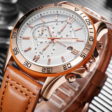 OCHSTIN GQ068A Multi-function Chronograph Men Wrist Watch