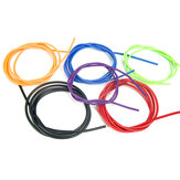 1M 10/12/14/16/18/20/24AWG Soft Silicone Wire Cable High Temperature Tinned Copper