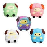 5 PCS Squishy Jumbo Sheep Lamb Package Sweet Soft Slow Rising Collection Gift Decor Toy